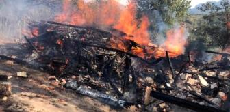 Fatma Özcan: Sobadan sıçrayan kıvılcımlar evi yaktı