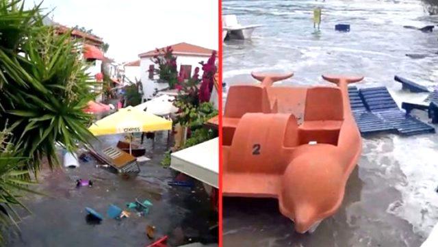 Son dakika: İzmir deprem görüntüleri! 30 Ekim İzmir depreminde ölü var mı? Deprem şiddeti
