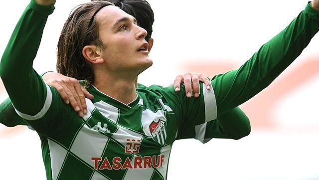 Bursaspor Boluspor'u 4-2 yendi, Ali Akman performansıyla göz doldurdu