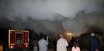 Mollakendi: Son dakika haber... Elazığ'da aynı anda çıkan 2 farklı yangın söndürüldü