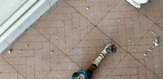 Sivrice: Elazığ'daki depremde ağır hasar gören evden su saatinin çalınmasına 1 gözaltı