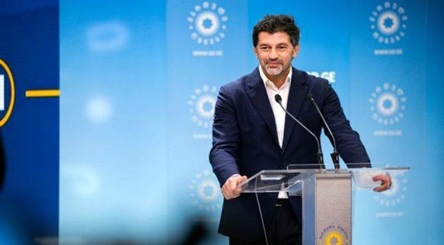 Gürcistan'da genel seçimi gayri resmi sonuçlara göre Gürcü Hayali partisi kazandı