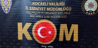 Derince: Kocaeli'de 26 adet gümrük kaçağı cep telefonu ele geçirildi