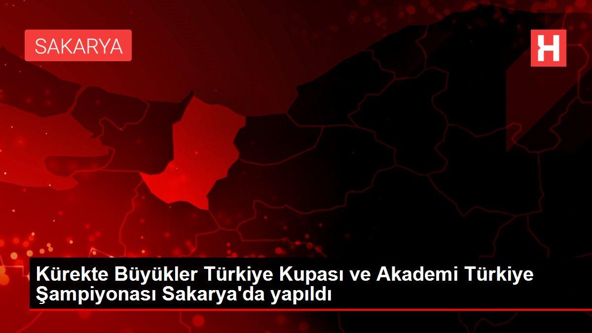 Kürekte Büyükler Türkiye Kupası ve Akademi Türkiye ...