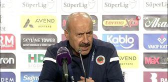 Gaziantep: Son dakika haberleri... Mete Işık: 'Kazanmayı çok istedik ama berabere bitti'
