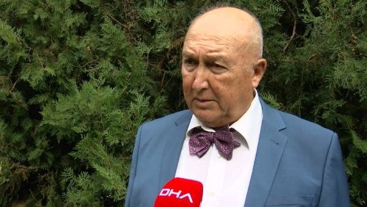 Prof. Dr. Ercan, İzmir depremini yorumladı