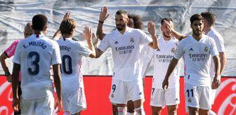 Madrid: Real Madrid, evinde Huesca'yı farklı geçti