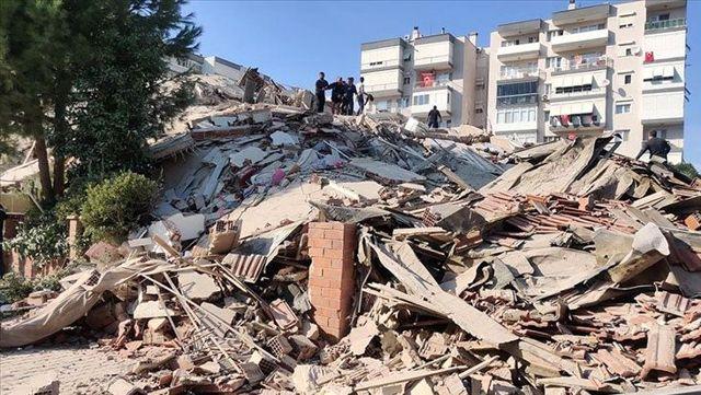 Son Dakika! Depremin vurduğu İzmir'de eğitime 1 hafta ara verildi