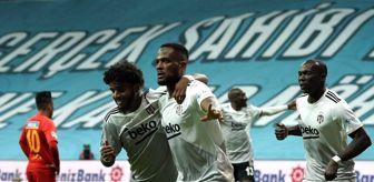 Zeki Yavru: Süper Lig: Beşiktaş: 1 Yeni Malatyaspor: 0 (Maç sonucu)
