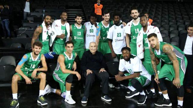 Türk basketbolunun efsane ismi Yalçın Granit, 88 yaşında hayatını kaybetti