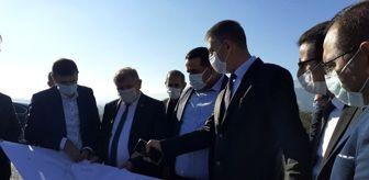 Recep Çıplak: Osmancık OSB kavşağında ıslah çalışması yapılacak