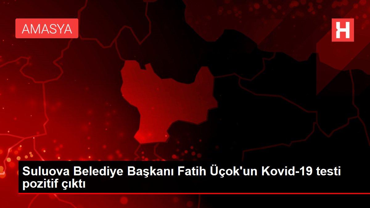 Son Dakika   Suluova Belediye Başkanı Fatih Üçok un ...