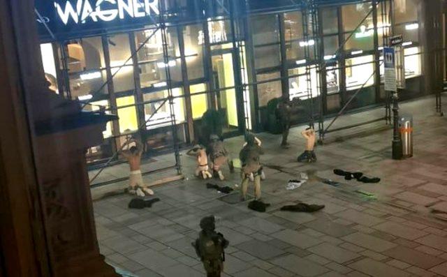 Viyana'da sinagog yakınlarında silahlı saldırı! 2 kişi yaşamını yitirdi, 15 kişi yaralandı