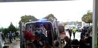 Balıkesir Üniversitesi: Yıldırım düşen 4 kişiden 2'sinden acı haber geldi