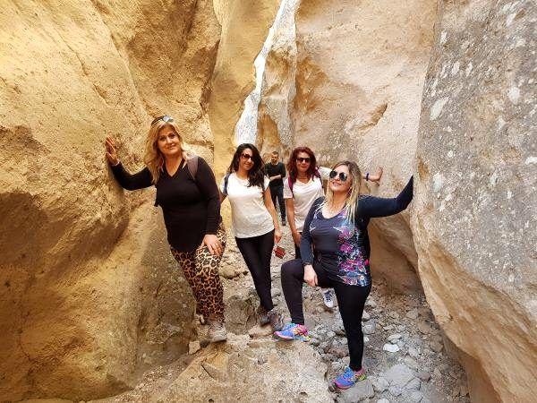 Adanalı doğa tutkunları, Kayseri'nin saklı güzelliklerini keşfetti