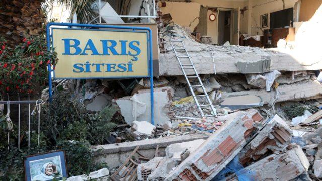 Barış Sitesi'nin yapımında çalışan inşaat işçisi: İlk depremde yıkılacağını biliyorduk