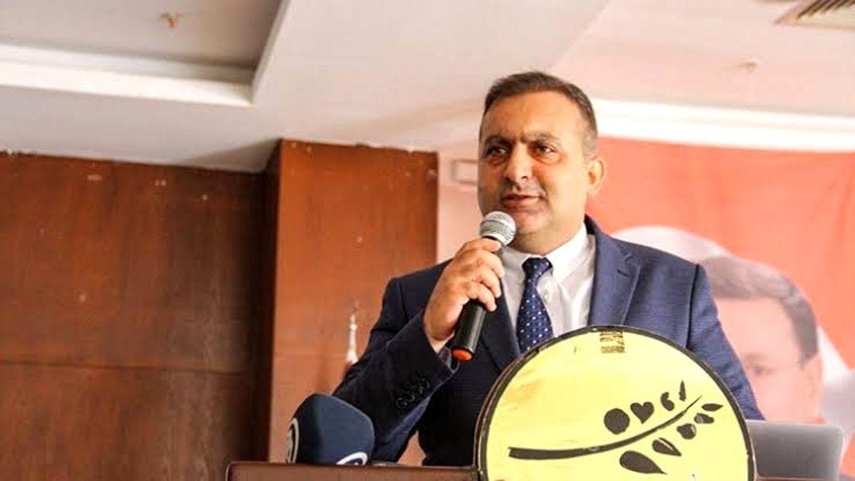 Hatayspor Başkanı Tazearslan, Covid-19'a yakalandı