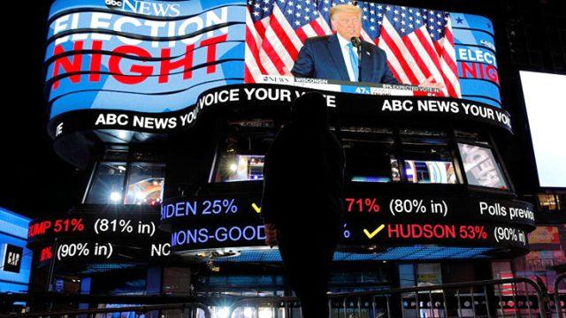 ABD seçimlerinde son düzlüğe girildi! Başkan Biden mı, Trump mı olacak?