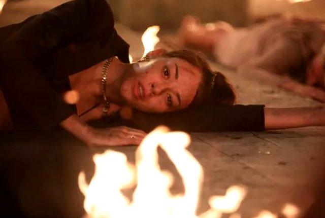 Alev Alev dizisindeki gerçek yangın sahnesi izleyicilerden tam not aldı