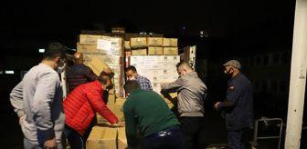 Giresun: FİSKOBİRLİK'ten  İzmir'e yardım eli