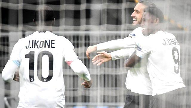 Milan Lille özeti ve goller izle! Yusuf Yazıcı golleri izle!