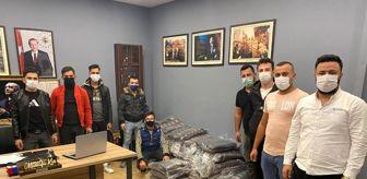 Mustafa Kır: Muratlı'dan depremzedelere yardım eli