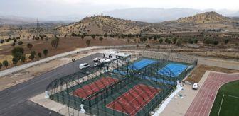 Rafting Şampiyonası: Şırnak, Cudi Cup Ulusal Tenis Turnuvası'na hazırlanıyor