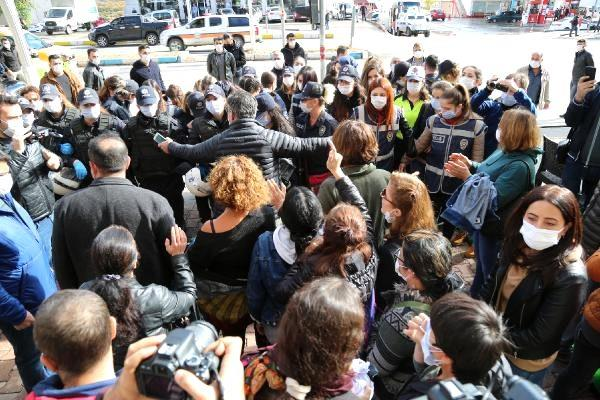 Son dakika haberleri! Tunceli'de izinsiz gösteriye polis müdahale etti