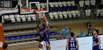 Lokman Hekim: ING Basketbol Süper Ligi: Lokman Hekim Fethiye Belediye: 84 Anadolu Efes: 90