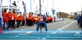 Unkapanı: BaşkanÇağırıcı: 42. İstanbul Maratonu'nda parkur değişti, şampiyonlar değişmedi