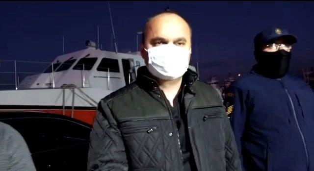 Batan tekneden kurtarılan vatandaşın sayıklamaları yürekleri dağladı: Beni bırakın diğerlerine gidin