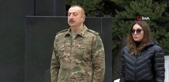 Fuzuli: Dağlık Karabağ'ın kalbi Şuşa 28 yıl sonra Ermenistan işgalinden kurtarıldıAzerbaycan Cumhurbaşkanı İlham Aliyev: 'Bu zaferi müzakere masasının...