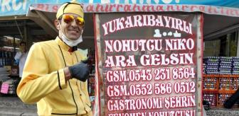 Seda Sayan: Gaziantep'in en renkli nohutçusu