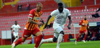 Volkan Bayarslan: Hes Kablo Kayserispor - Atakaş Hatayspor: 0-1