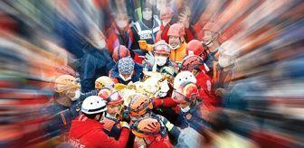 Yağcılar: İşte İzmir depreminin canını dişine takan kahramanları...