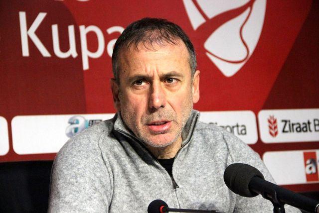 Abdullah Avcı, Trabzonspor'un 34. teknik direktörü oldu