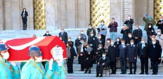 Kocatepe: Eski Milletvekili Sağesen için TBMM'de tören