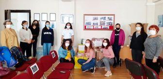 Okul Müdürü: Öğrencilerden İzmir'e yardım eli