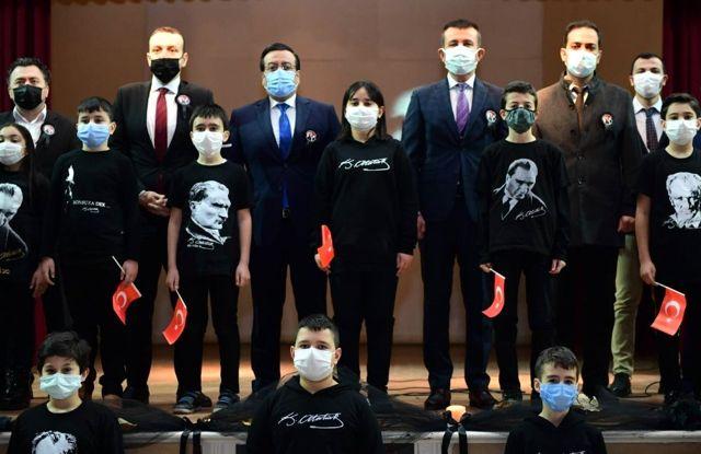 Altındağ Atatürk'ü unutmadı