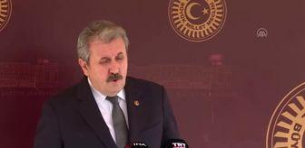 Mustafa Destici: Destici: '(İstihdama ilişkin düzenlemeler içeren kanun teklifi) Yeniden düzenlenip Meclis'e getirilmesini teklif ediyorum'