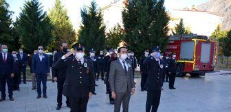 Kargı: Kargı'da 10 Kasım töreni