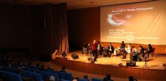 Güzel Sanatlar Ve Tasarım Fakültesi: Safranbolu'da Kasım Atatürk'ü Anma Günü etkinliği