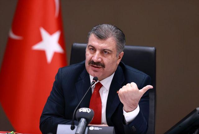 Son Dakika: Türkiye'de 10 Kasım günü koronavirüs nedeniyle 87 kişi vefat etti, 2529 yeni vaka tespit edildi