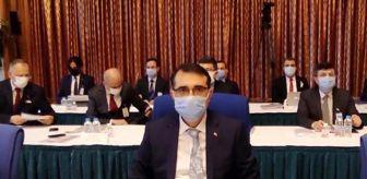 Avrupa: Bakan Dönmez: Yıllık 10 milyar metreküp Azerbaycan gazı Avrupa'ya arz edilecek