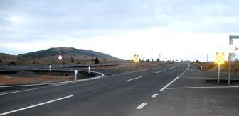 Gökçimen: Beyşehir-Seydişehir arası bölünmüş yol çalışmaları sürüyor