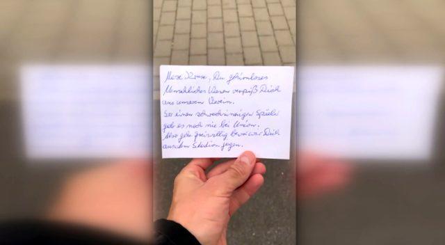 Eski F.Bahçeli Max Kruse'ye hakaret ve tehdit dolu mektup gönderildi