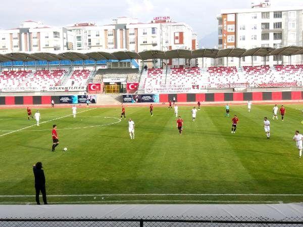 Mamak FK: 3-0