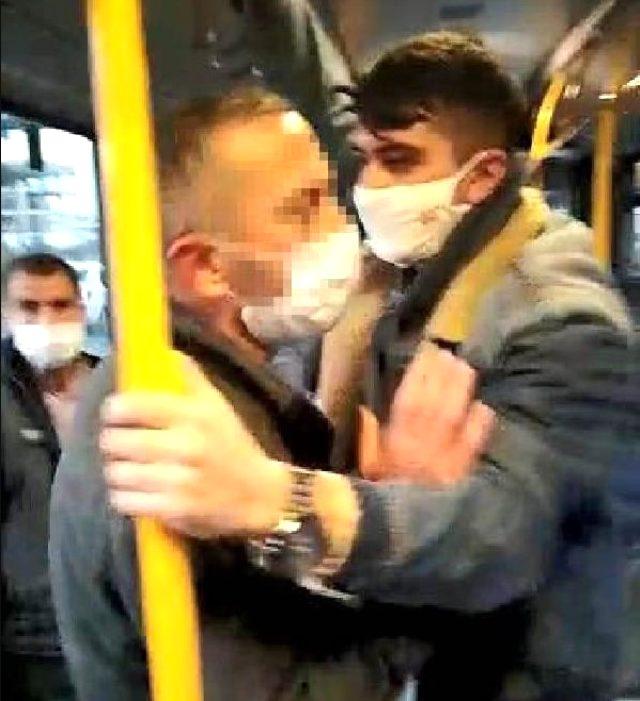 Otobüste kadınlara bakarak kendisini tatmin eden vatandaştan iğrenç savunma: İki taraflı zannettim