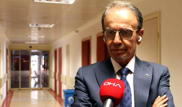 Prof. Dr. Mehmet Ceyhan, koronoyla bağlantılı yeni hastalığa karşı uyardı! Bu 3 belirti varsa hastaneye koşun