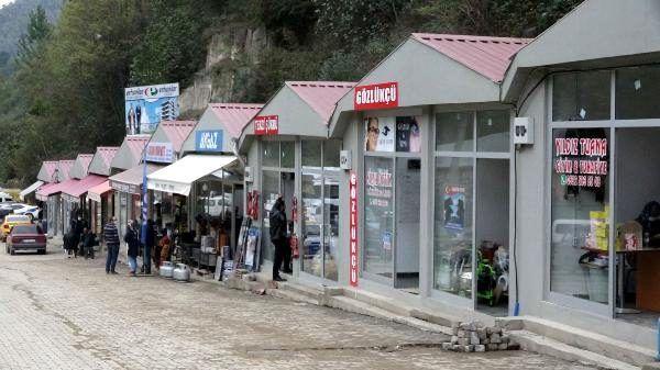 Selin vurduğu Dereli'de 144 konutun inşası başladı